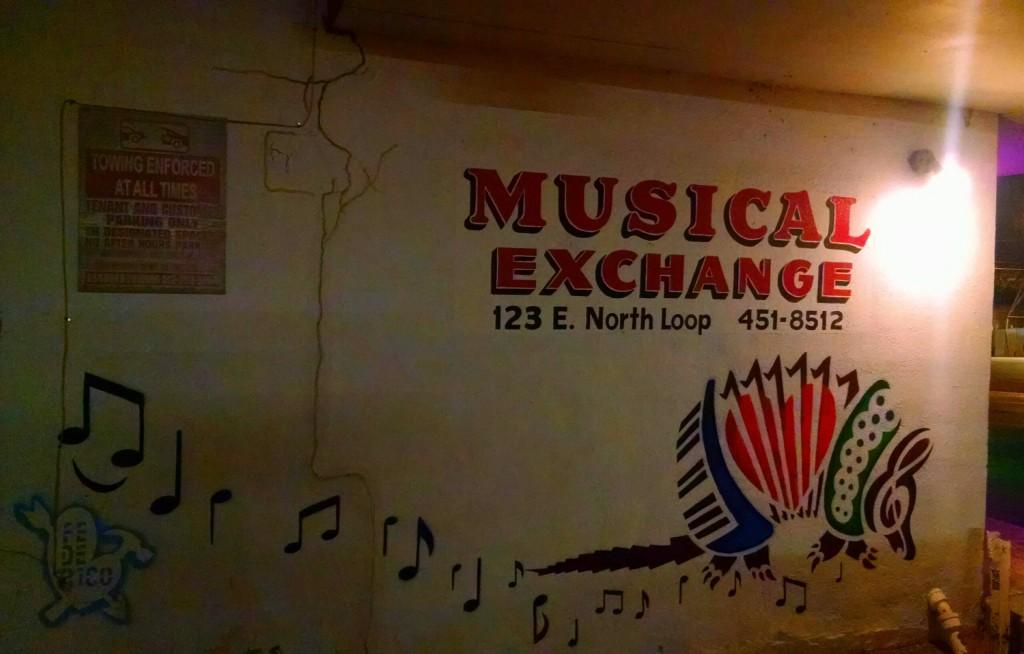 Walter's Musical Exchange. Hyde Park, Austin, TX Photo taken December 24, 2014